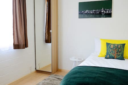 Single, or small double room. - Rheinfelden