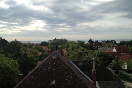 3-rooms apartment with a view - Appartement