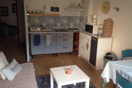 Appartement T2 RDC avec jardin - Perpignan