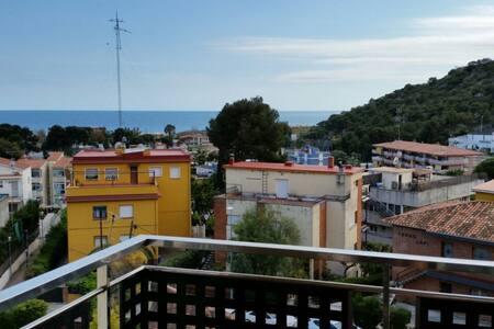 Beautiful Seaview pool apartment - Apartment