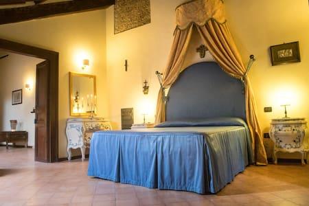 Castello di Caccuri: Suite  - Caccuri - Kastil