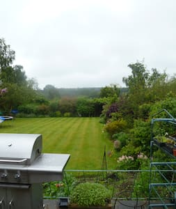 Double Room with Chiltern Hill view - Pousada