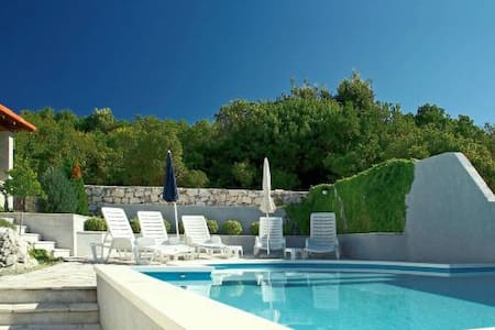 Quite place for relaxing vacation - Korčula - Villa