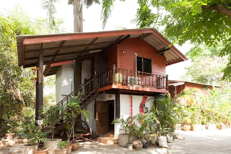 guest house in the bamboo - Chiang Mai - Cottage