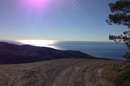 Epic views of Countyline Surf spot