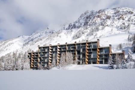 Iron Blosam Lodge Snowbird - Studio - Wohnung