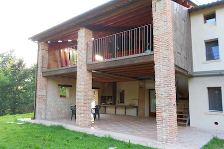 relaxing apartment in Asolo - Apartment