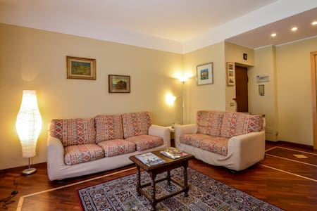Very bright and spacious apartment - House