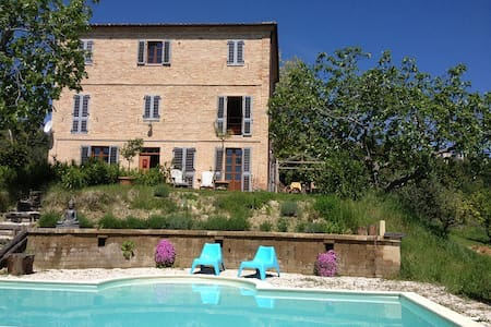 Villa Moltini - entire villa - Carassai