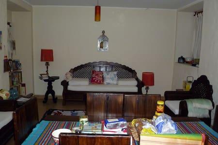Habitación en centro historico - Quito - Apartment