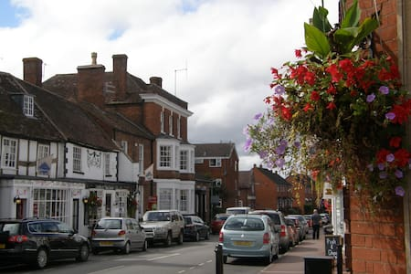 Historic apartment in Upton-upon-Severn - Upton upon Severn