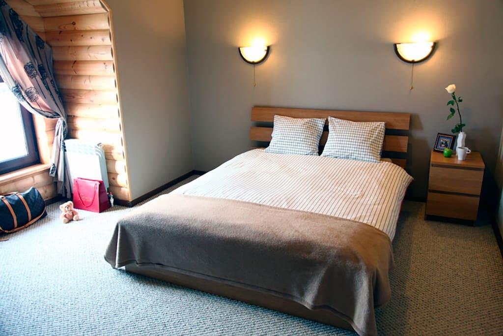 Уютные спальни