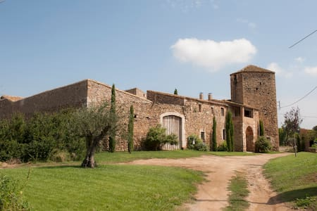 Vallgornera Castle,  (Perelada)  HUTB 013674 - Schloss