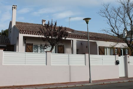 Beautiful holiday home - El Vendrell - House