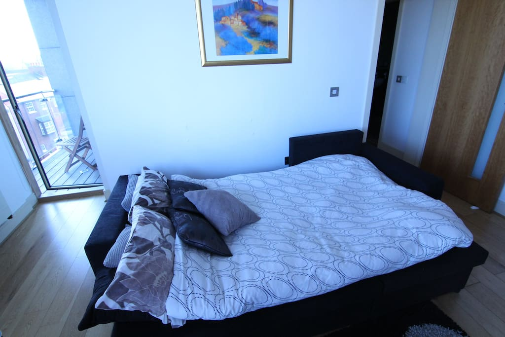 Luxury 2 Bed in Dublin City Center!