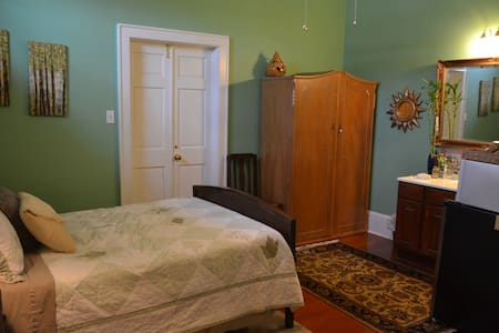 Cozy 1BR in  Marigny, New Orleans