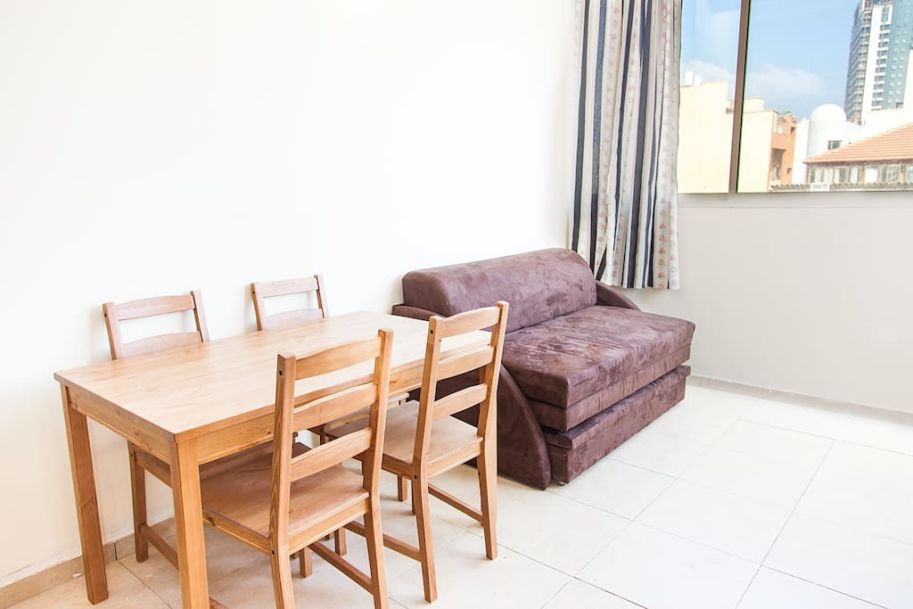 Charming TLV Apt - Yemenite Quarter