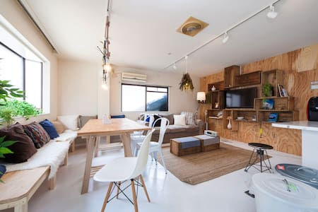 NEW OPEN!Osaka Kita area 3-A - Appartement