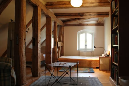 Mansarde am Schlosspark Krumke - Osterburg (Altmark) - Villa