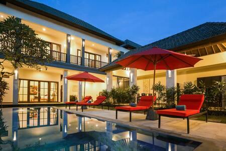 Villa Echo Beach Priv. Pool Villas