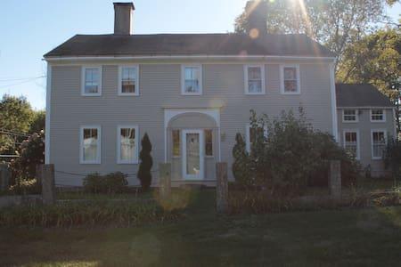 Charming Pemaquid Colonial - Ház