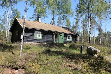 Tømmerhytte ved Vännesjön - GETAWAY COTTAGE - Klausön
