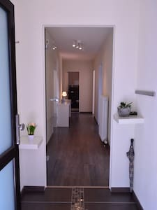 Charmantes Wohlfühl- Apartment - Daire