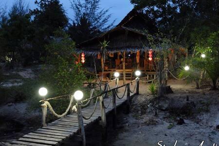 Bungalow in Paradise Island - Ko Phra Thong - Cabin