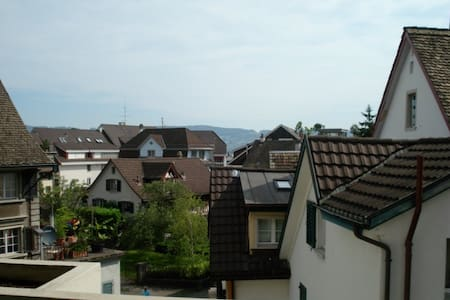 20 Minutes to Zurich by train - Apartment