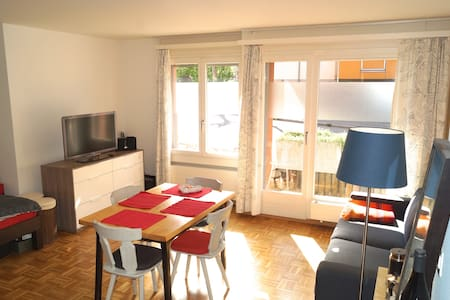 Beautiful studio near Irchelpark - Apartamento