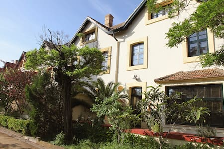 "Casa Victoriana ""Old England House"" - Casa"