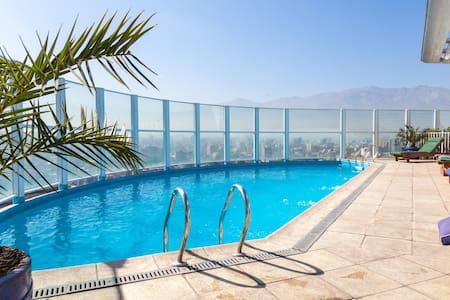 Beautiful & comfortable apartment - Santiago