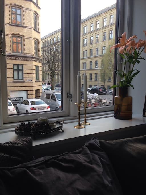Homey app. central located in CPH