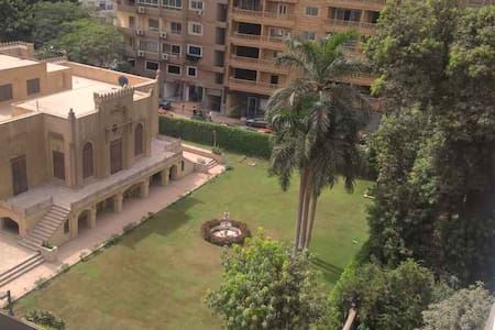 nice location and view in front of Nile river - Apartment