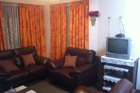 Bonita y confortable habitacion