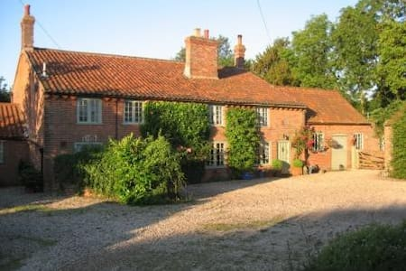 Walnut Tree House B&B near Norwich - North Tuddenham - Bed & Breakfast