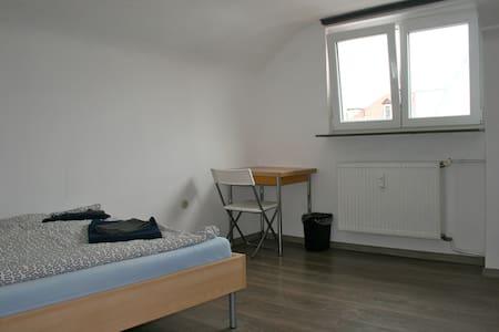 Mitten in der Stadt (inkl. Dachterrasse) - Würzburg - Apartment