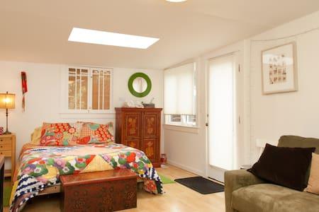 Cozy Cottage in Foodie's Paradise - Berkeley - Rumah