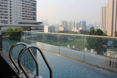 Lovely apartment close to MRT - Singapur - Appartamento