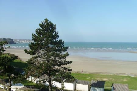 Appartement magnifique vue sur mer - Huoneisto