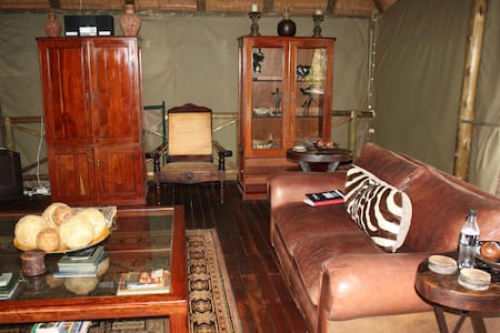 African Elegance Tented Lodge - Tent