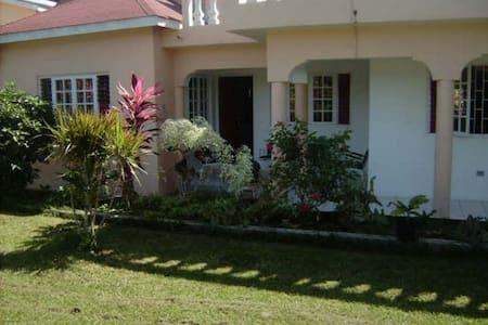Jamaica White Sand Villa - Duncans