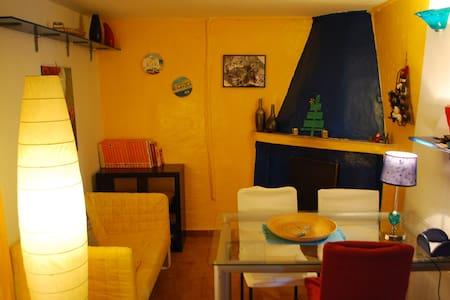Appartamento in campagna - Lägenhet