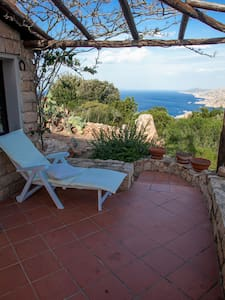 Tinnari villa vista mare  - Province of Olbia-Tempio