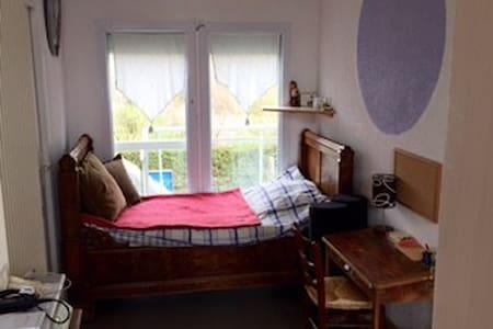 Open space avec piscine et tout comfort - Thyez - Huis