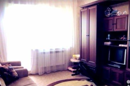 Уютная трехкомнатная квартира в спальном районе - Astrakhan' - Daire