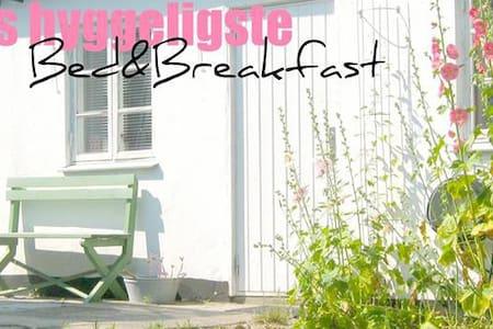 Gilleleje Hyggeligste B&B - Bed & Breakfast