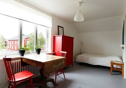 Loft apartment in central Kiruna. - Apartamento