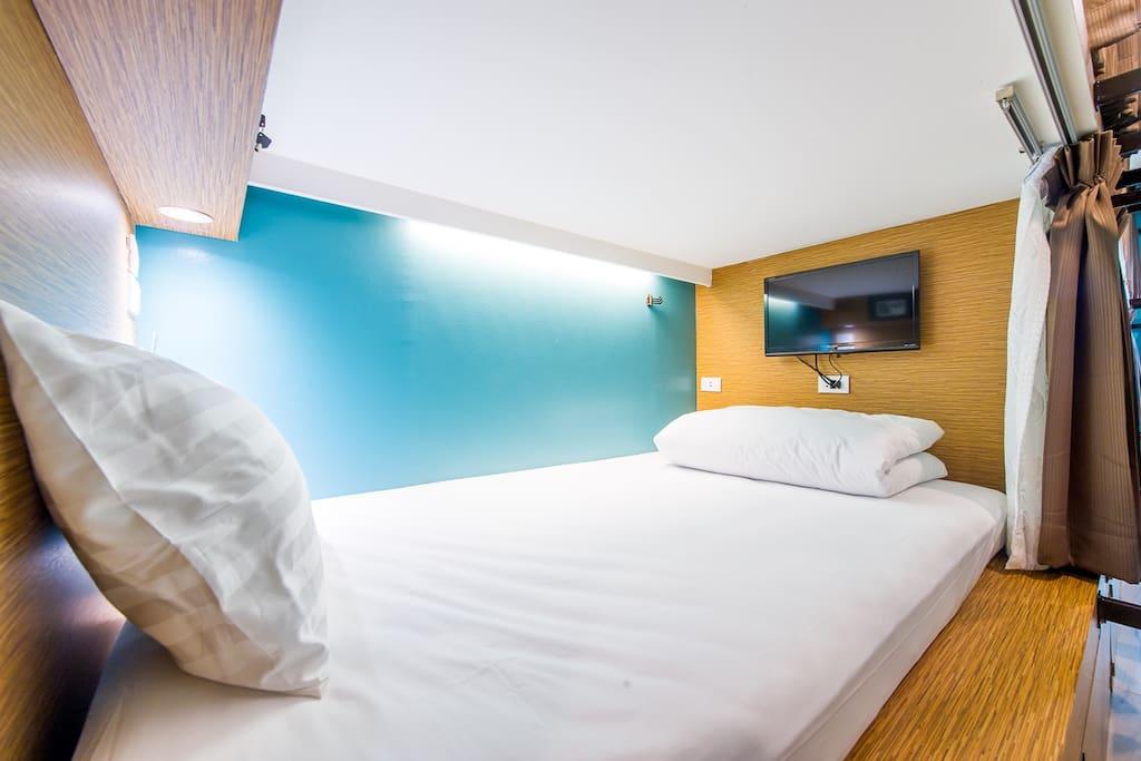 Matchbox Bangkok Hostel Mixed Dorm2 Dorms For Rent In