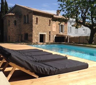 Villa and pool 5 mn to Saint Tropez - Gassin